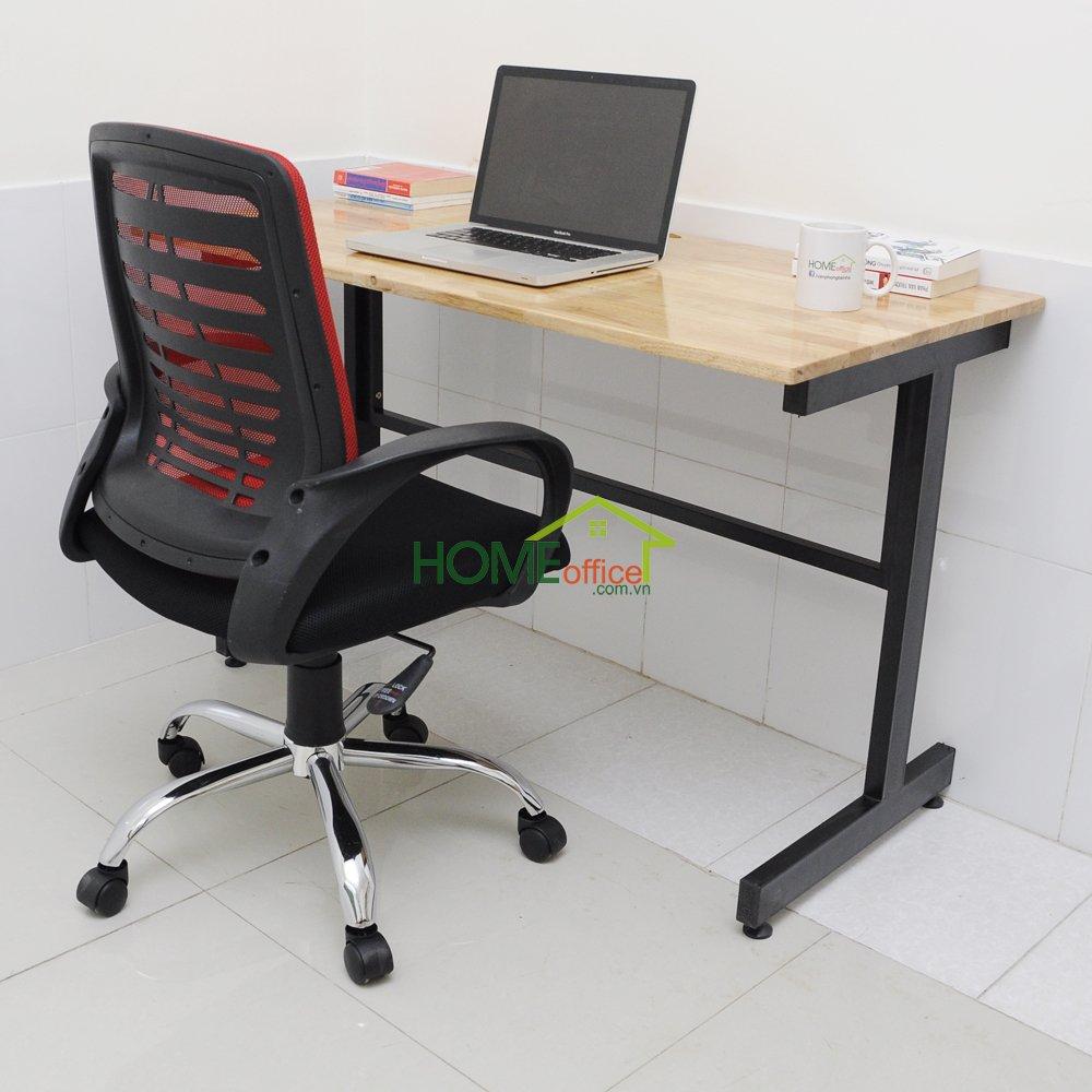 Combo bộ bàn ghế ngồi làm việc nhân viên HOSNV1001